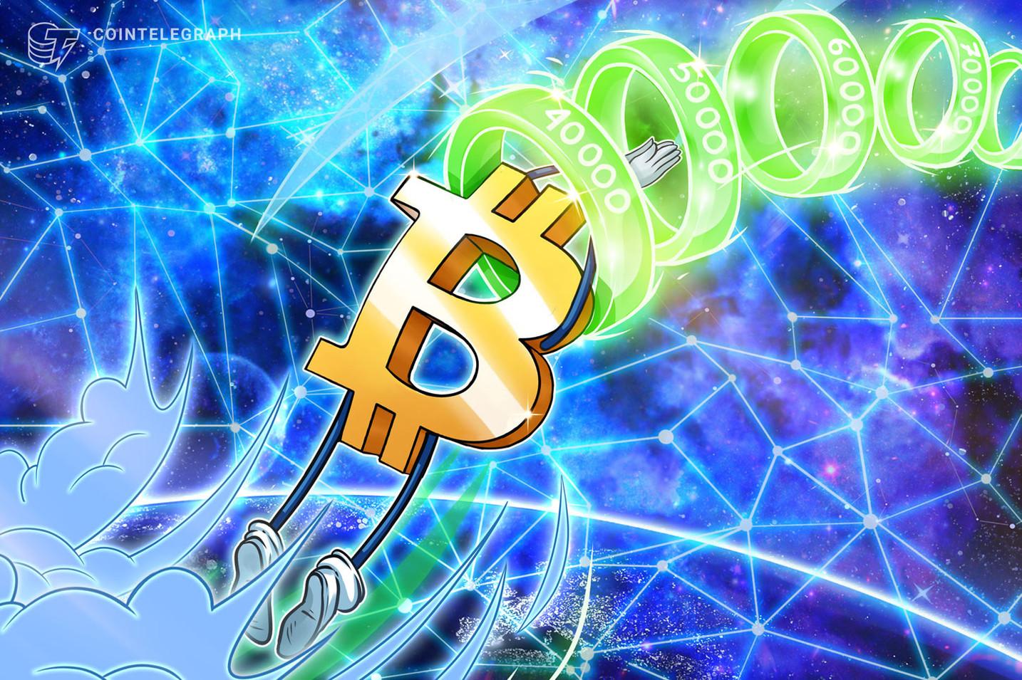 Η τιμή του Bitcoin επιστρέφει στα 40 $ - Αλλά τα σορτς θα εκδικηθούν;
