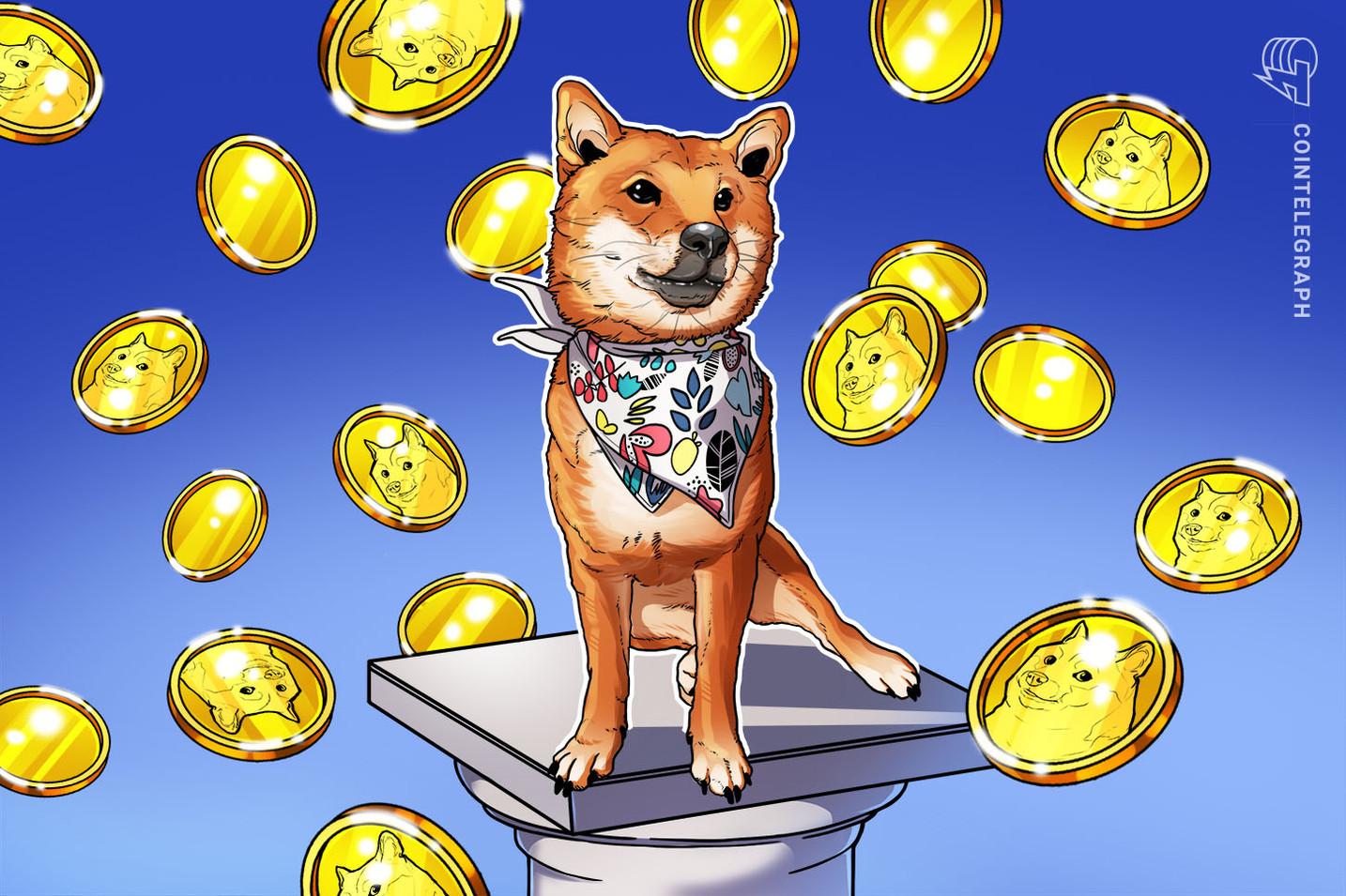 Kolmekohaline kasv muudab Dogecoinist ja Ethereum Classicust Q2 tipptegijad