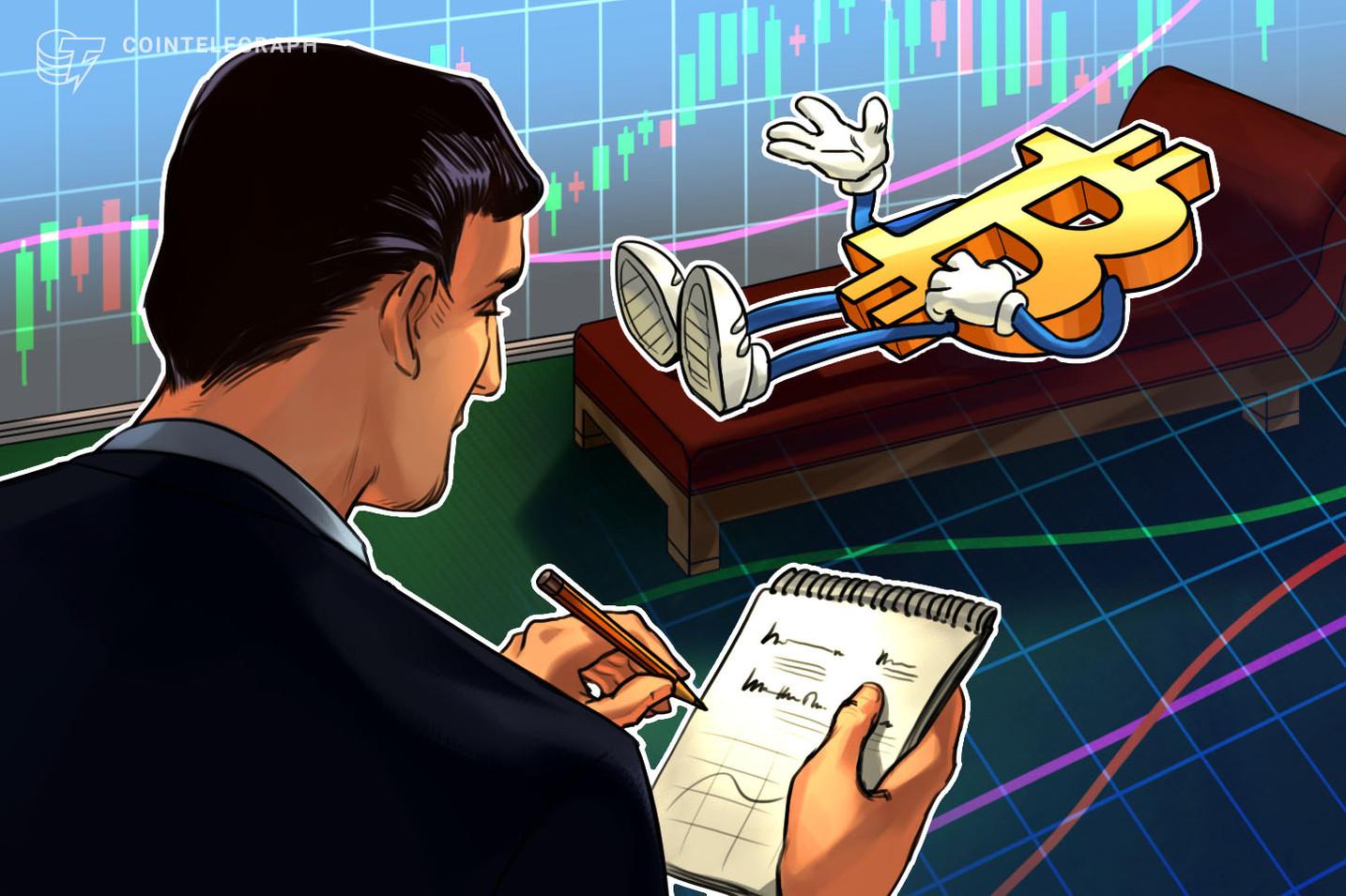 3 razloga zašto trgovci misle da je cijena Bitcoina pala na 29,500 USD