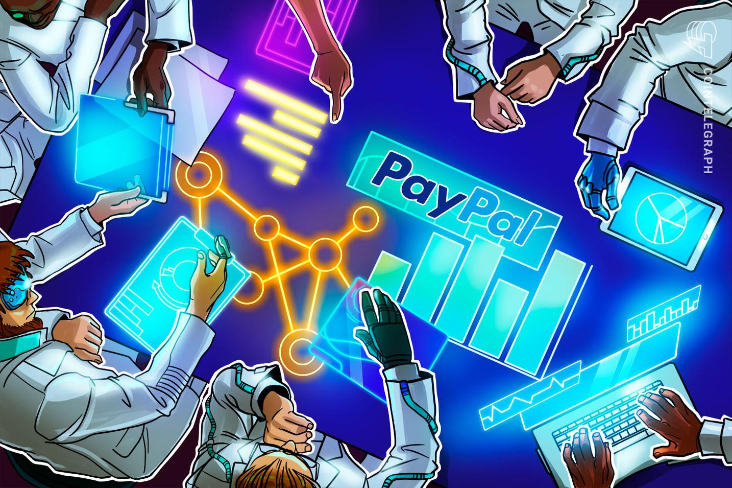 La 'súper aplicación' criptográfica de PayPal se lanzará pronto