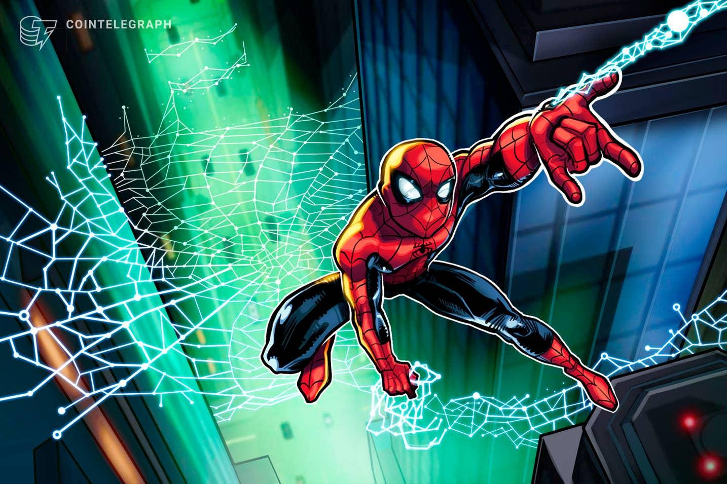 Изпълнителите на комикси от Marvel и DC от продажба на супергеройски NFT