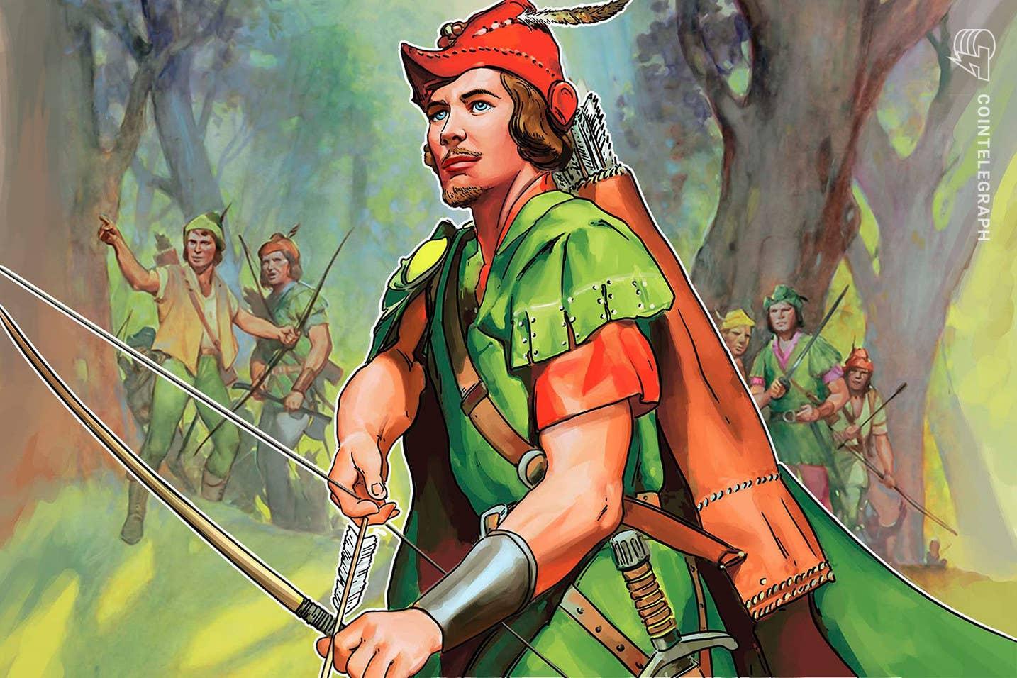Użytkownicy Robinhood mogą wkrótce po raz pierwszy wypłacić kryptowalutę