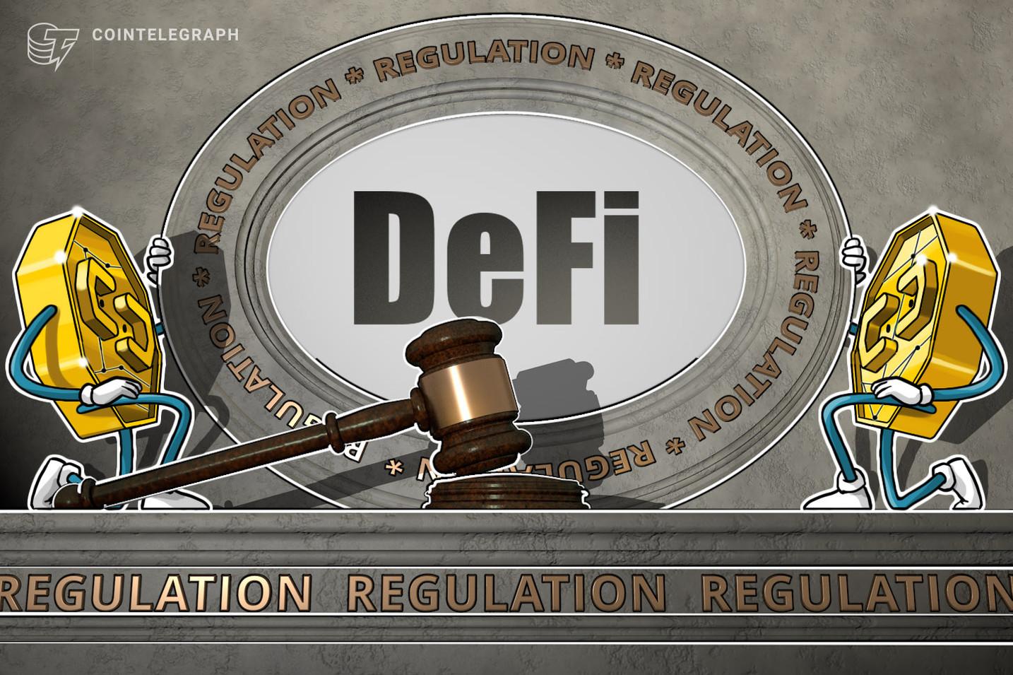 डेफी को पूरी तरह से विनियमित नहीं किया जा सकता है, सियाम कमर्शियल बैंक के अध्यक्ष कहते हैं
