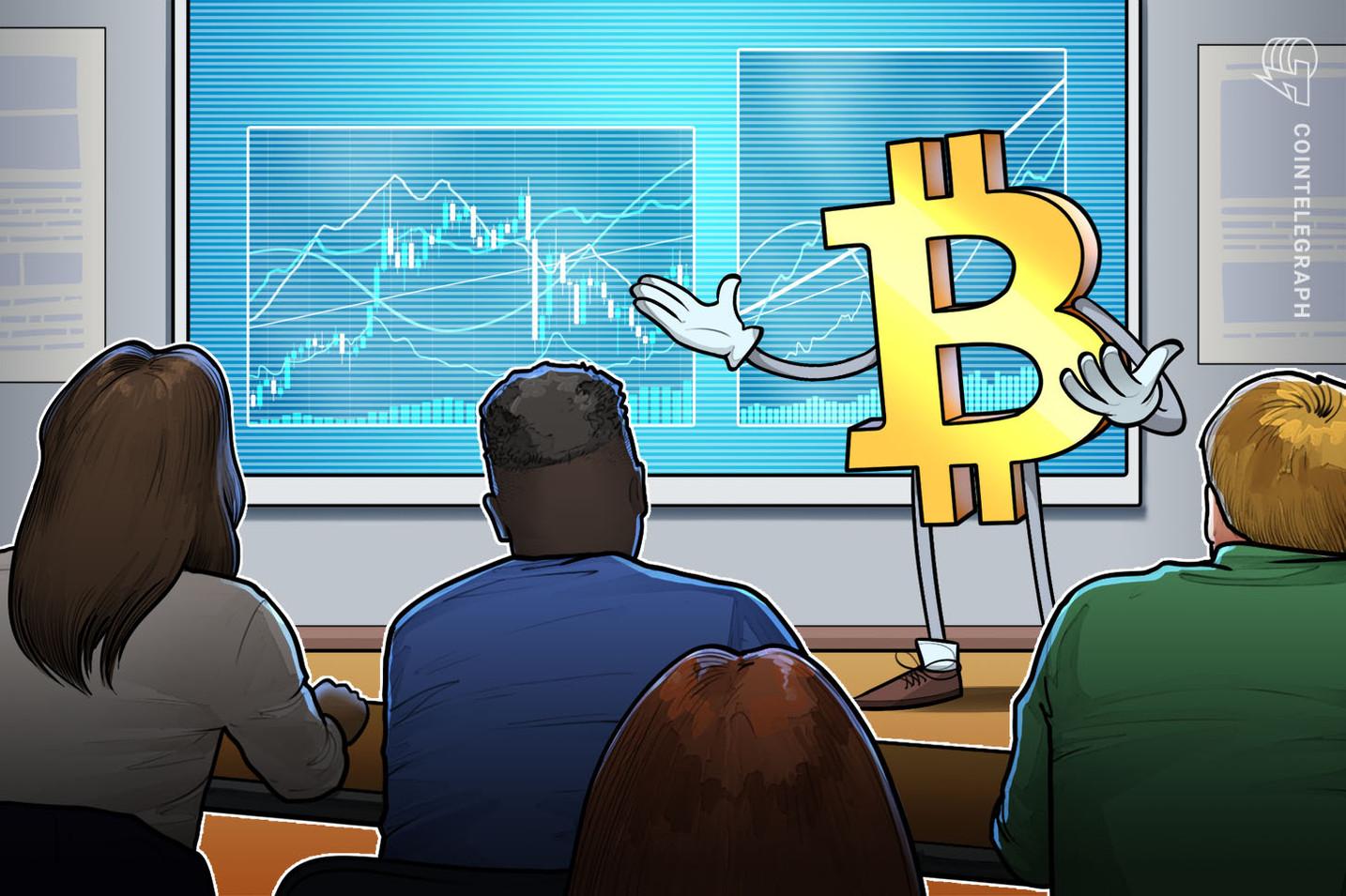 Bitcoini hajutatud karud jõudsid 40 XNUMX dollarini, kuid profikauplejad on endiselt ettevaatlikud