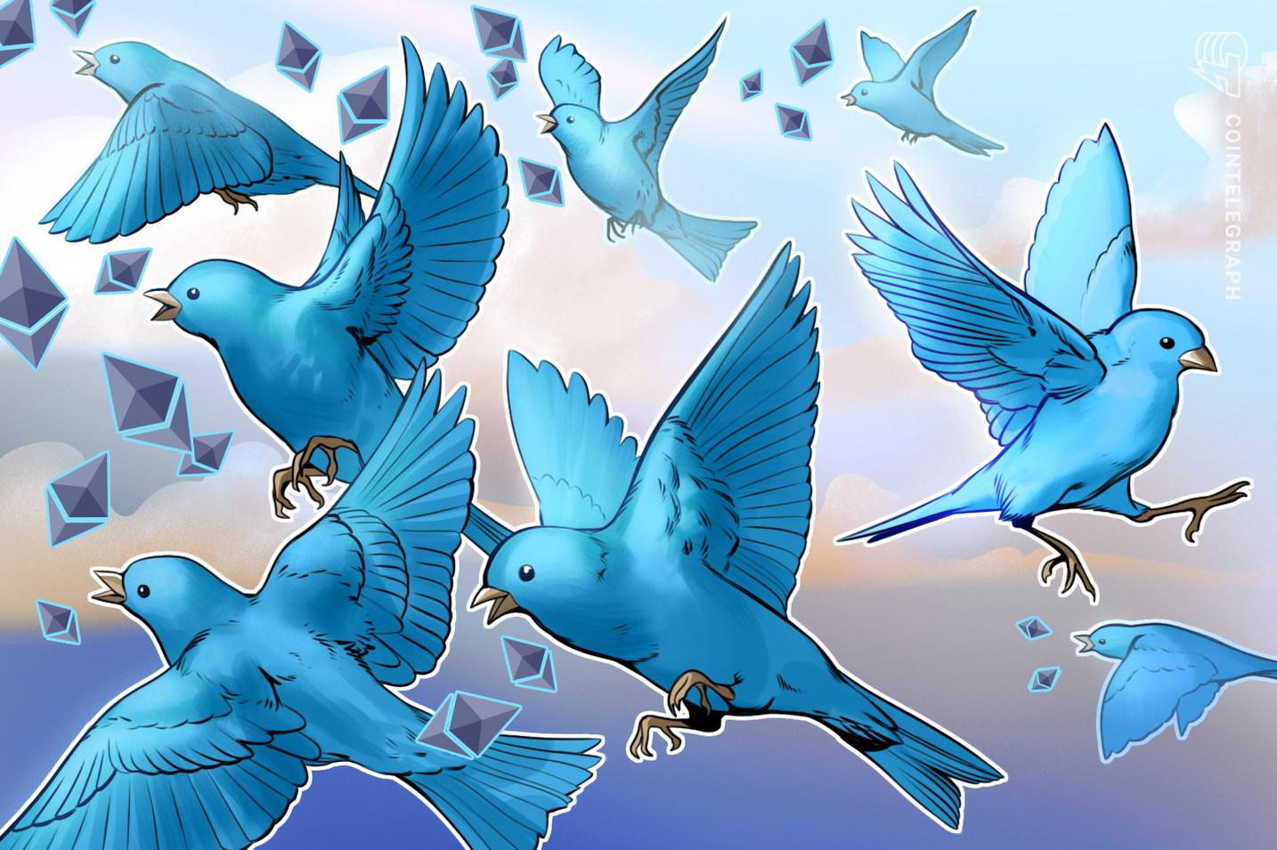 """Le fondateur d'Aave fait allusion au développement de """"Twitter sur Ethereum"""""""