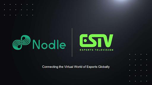 Nodle Network, samarbetar med ESTV som utökar sin tokenbelöningstjänst till spel- och e-sportvärlden