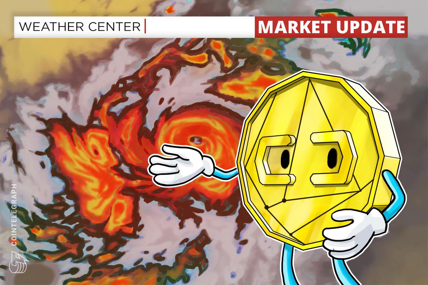 Październik 2020 Déjà vu? Cofnięcie Bitcoina o 38 XNUMX $ powoduje, że handlowcy są w sprzeczności co do następnego ruchu
