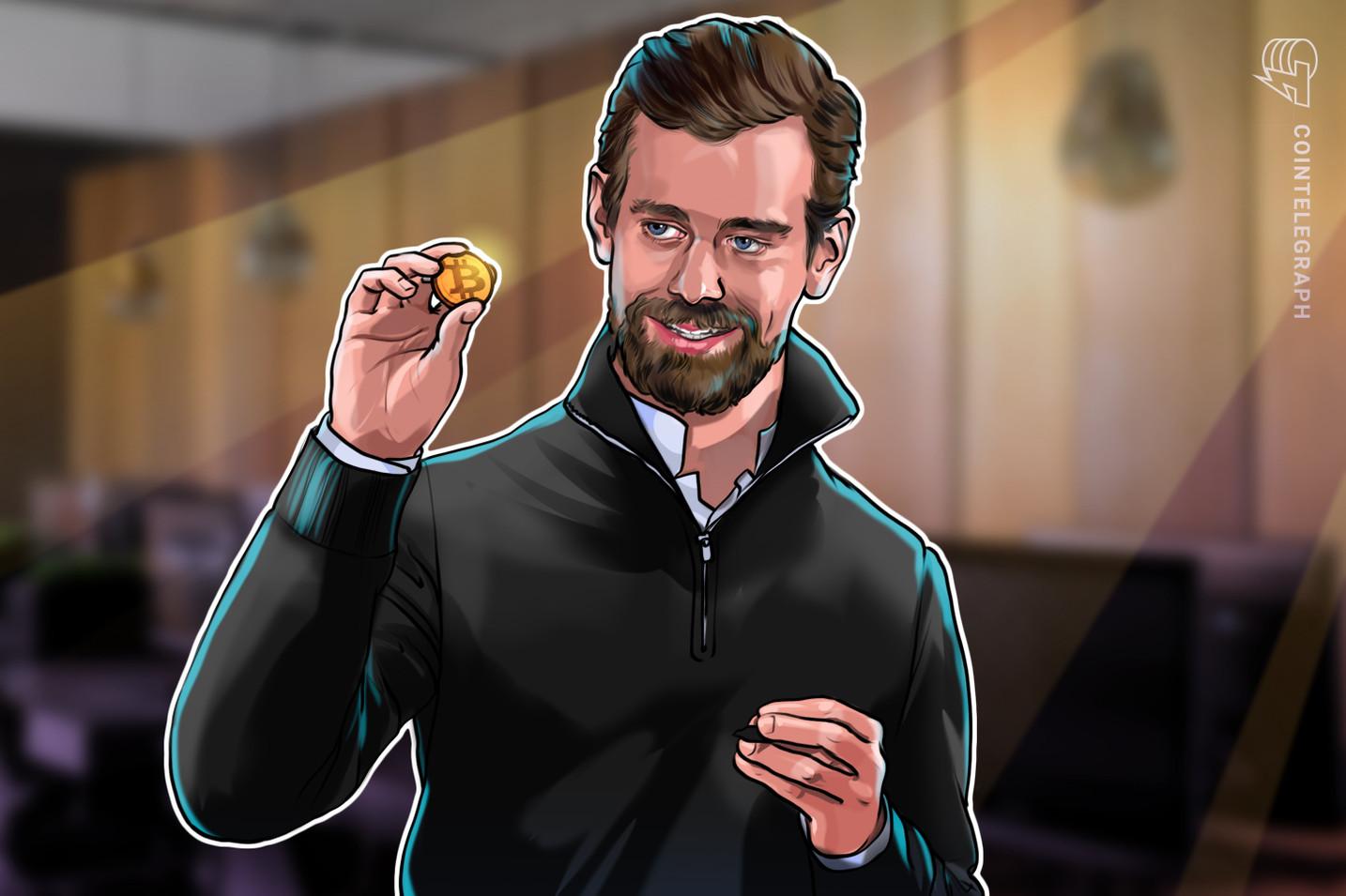 """DeFi na bitcoinu: Jack Dorsey zahajuje novou divizi Square, aby to bylo """"snadné"""""""