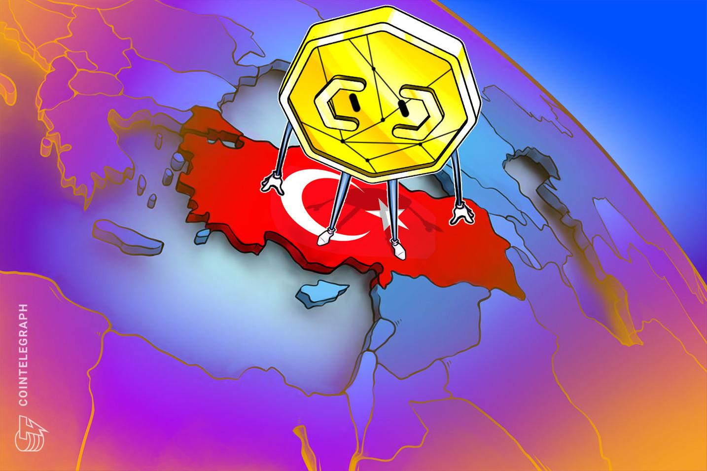 Het gebruik van cryptovaluta in Turkije is in een jaar tijd met een factor elf gestegen, blijkt uit nieuw onderzoek survey