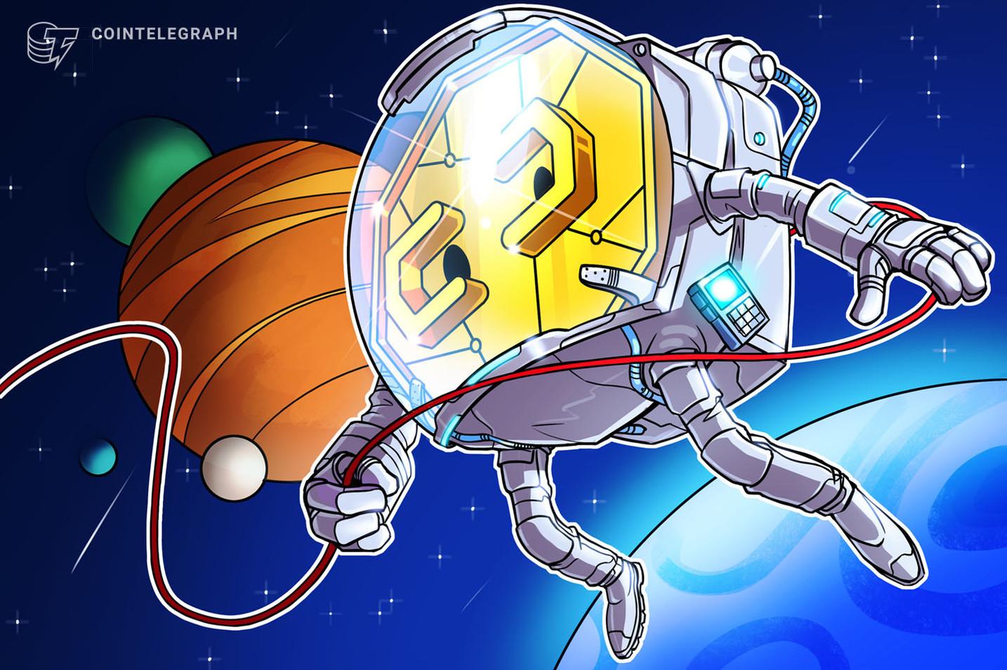 Fajne wieści: NFT w kosmosie, nieistniejące CryptoPunki, Ernst & Young wkraczają do akcji
