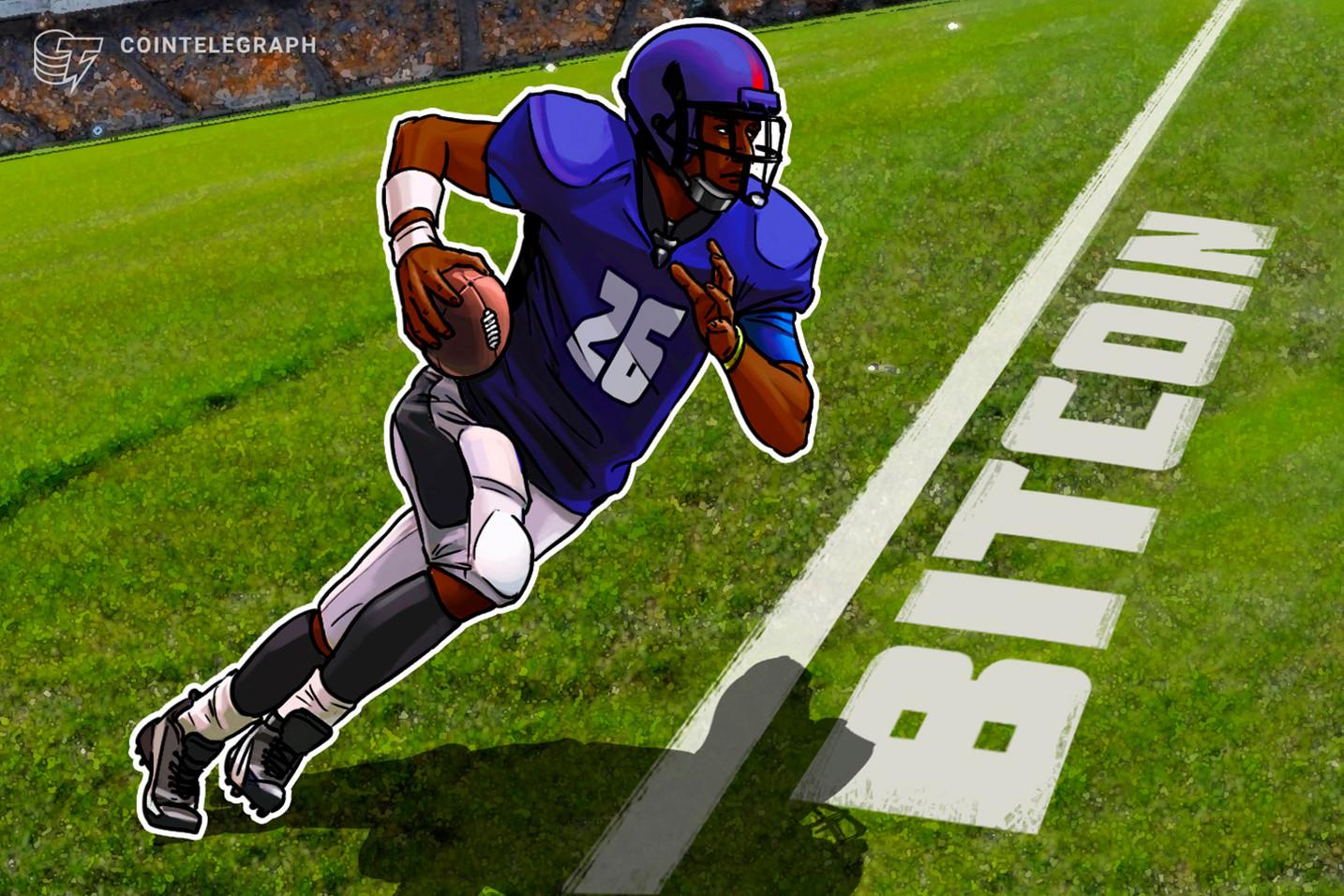 Ο Saquon Barkley της NFL μετατρέπει τις εγκρίσεις σε BTC για τη δημιουργία «γενετικού πλούτου»