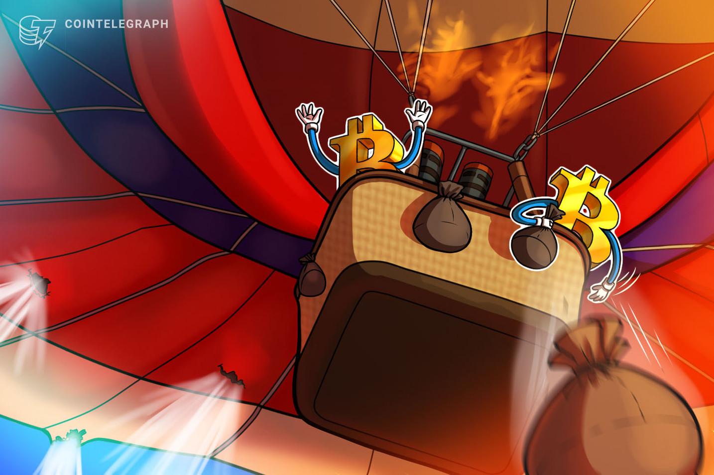 Giá Bitcoin giảm xuống mức 'hỗ trợ cuối cùng' khi nhà giao dịch cảnh báo về mục tiêu giá $ 24K BTC