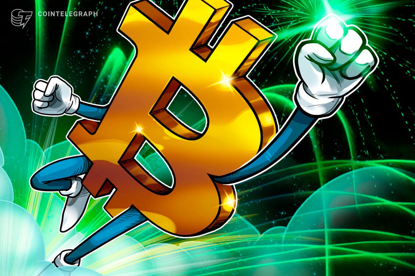Bitcoin bilježi rijetki 10-dnevni niz pobjeda jer BTC cijena dostiže gornju granicu od 42 XNUMX USD