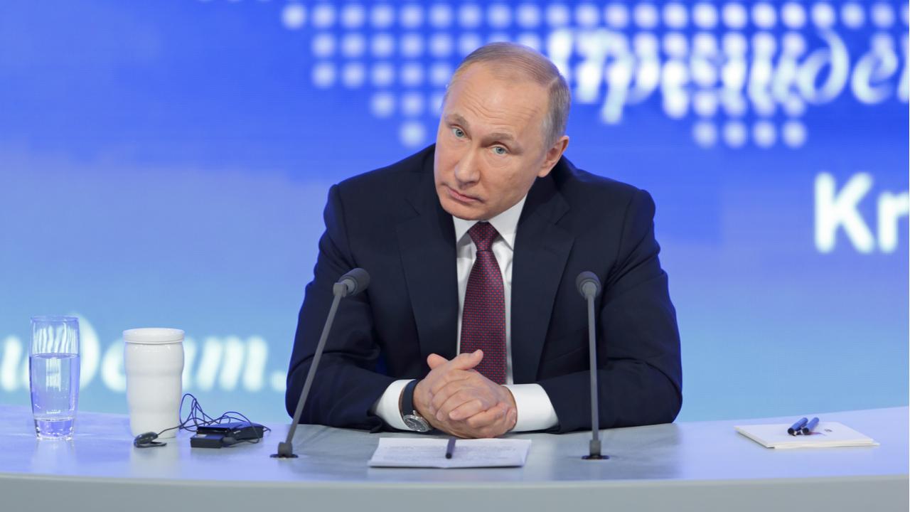 Putin ordena ao governo russo que se prepare para verificar funcionários com ativos de criptografia