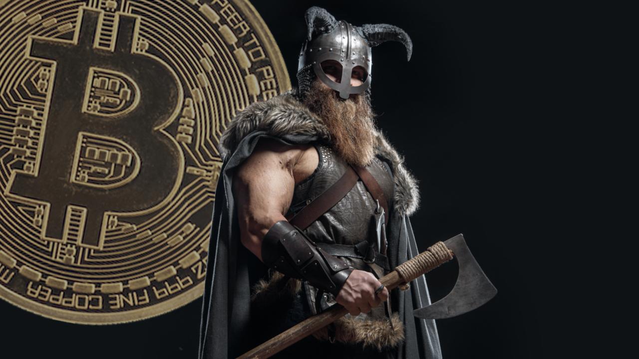 Viking srebro na otoku Man predstavlja 1,000 let staro analogno različico bitcoina