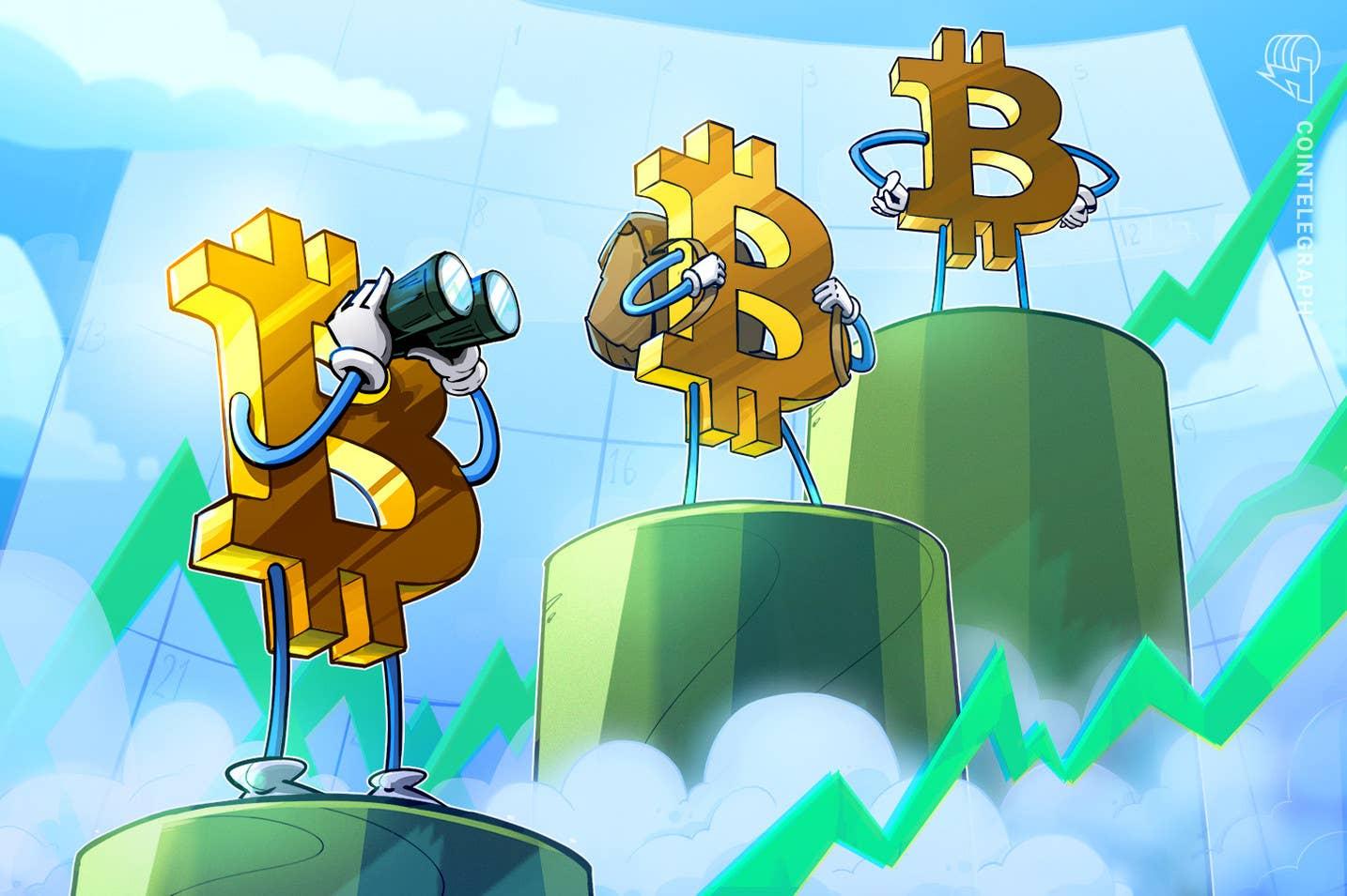 Bitcoin szykuje się do ataku o wartości 47 XNUMX USD — czy cena BTC może pokonać opór typu make-or-break?