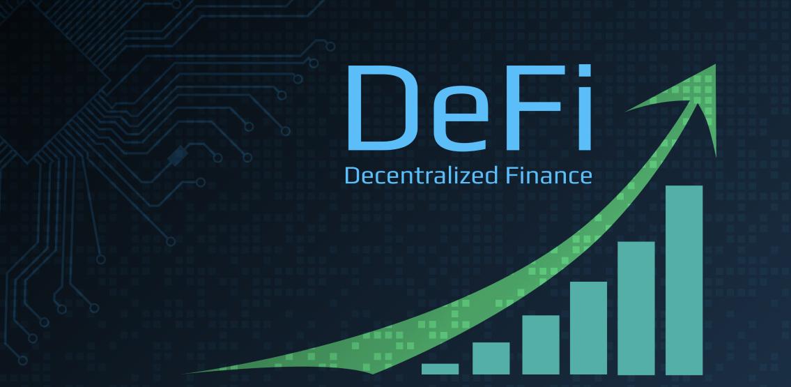 Pada akhirnya, kisah crypto terbesar adalah DeFi