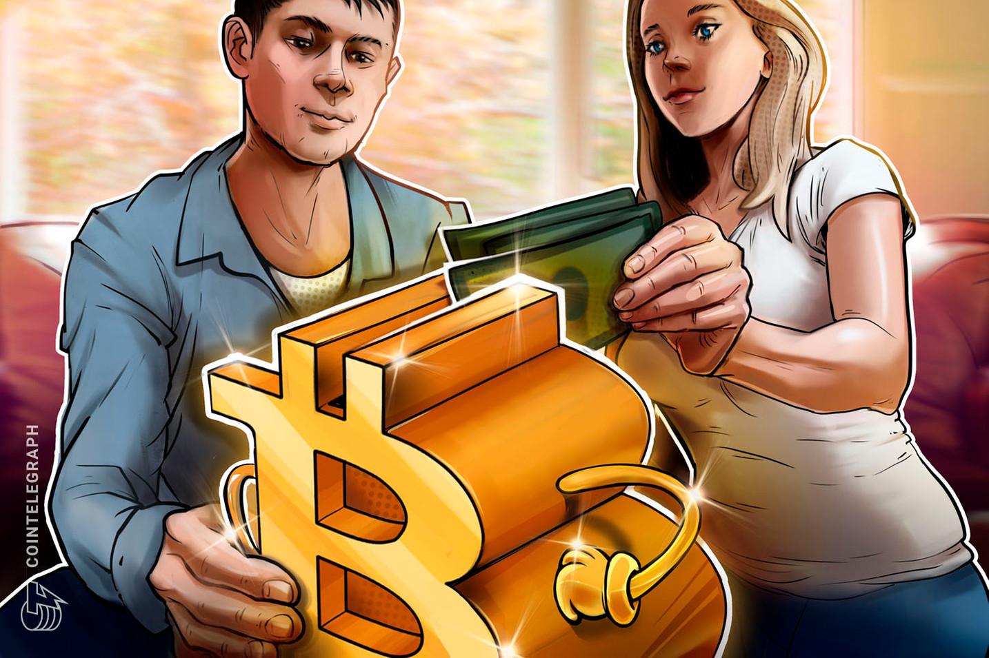 Acord unic de refinanțare a împrumutului la domiciliu susținut de Bitcoin în California