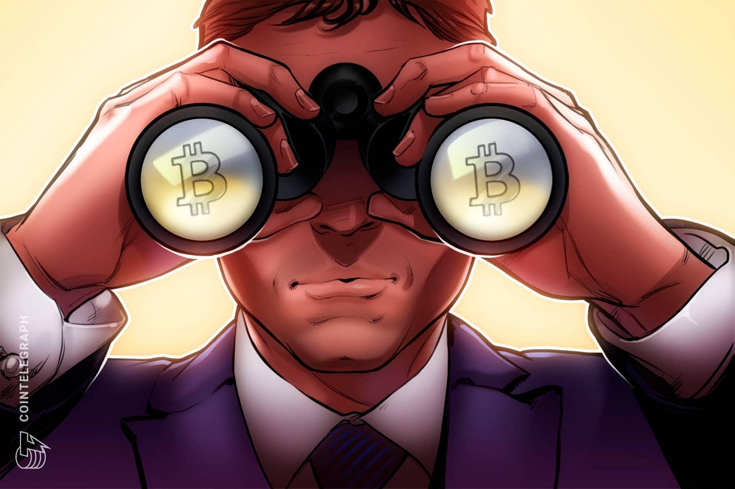 """Naujasis """"Bitcoin"""" kainų modelis rodo, kad BTC vėl nesileis žemiau 39 XNUMX USD"""