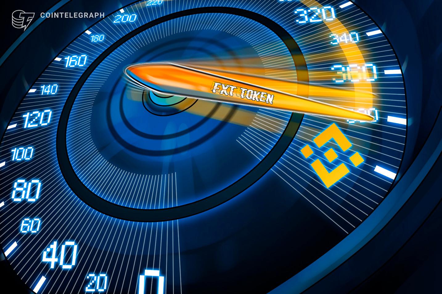 El token FXT aprovecha la Binance Smart Chain después del éxito de ERC-20