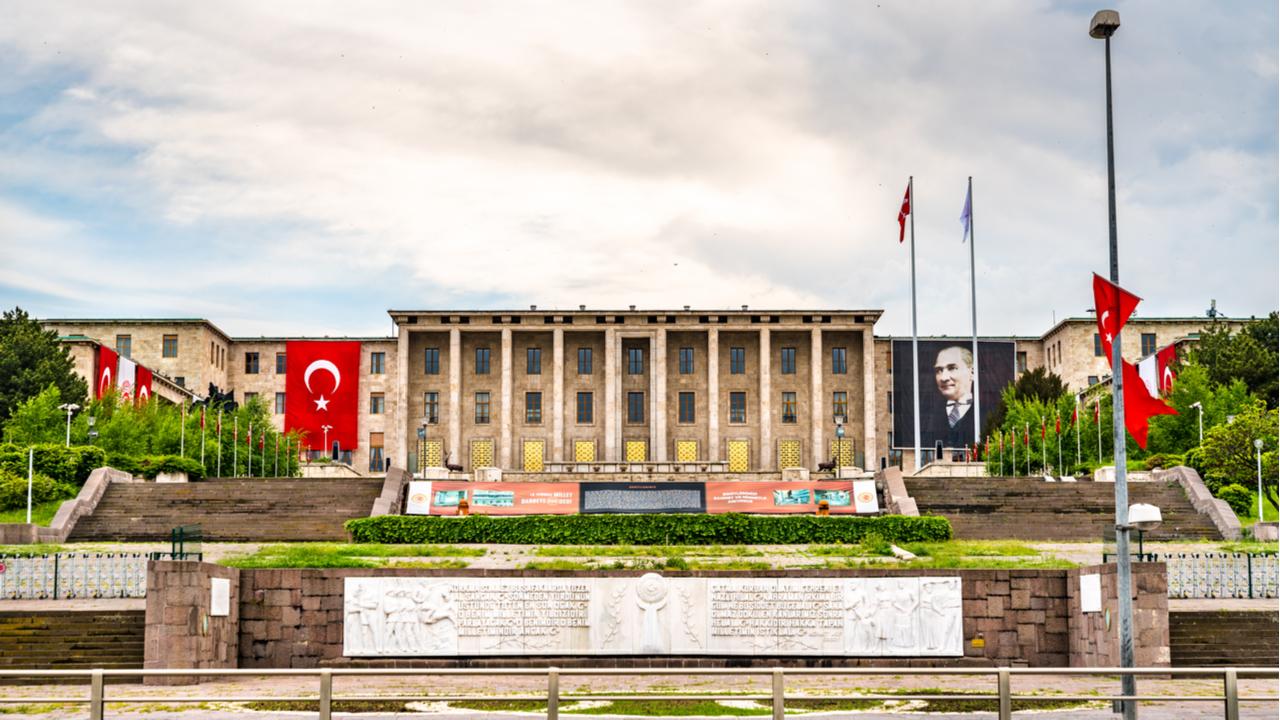 土耳其監管加密貨幣的法律草案於 XNUMX 月進入議會