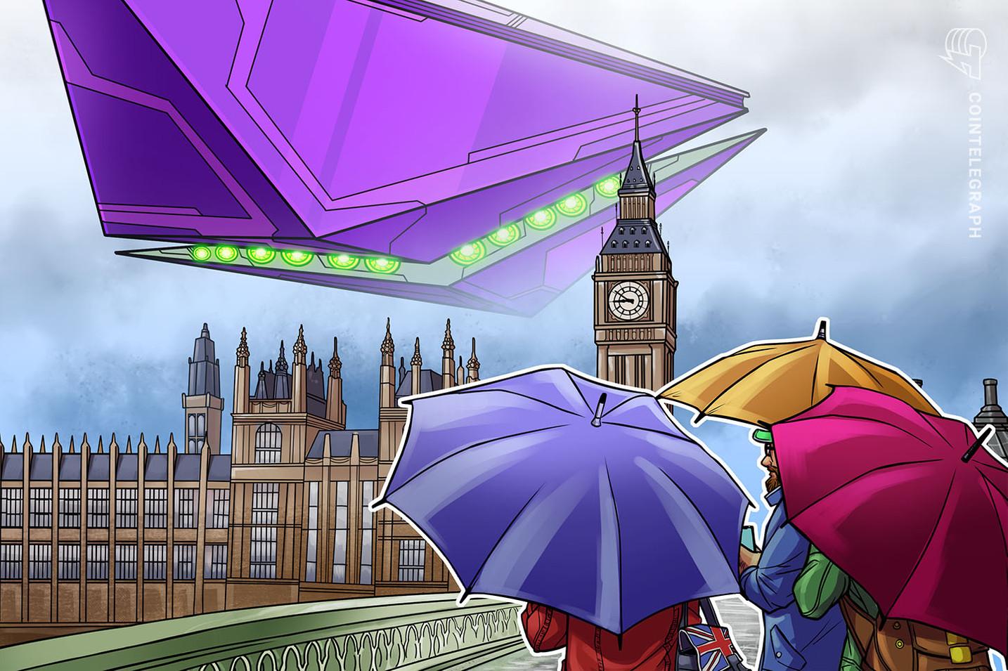شوكة لندن تدخل testnet على Ethereum حيث ترى صعوبة القنبلة تأخيرًا