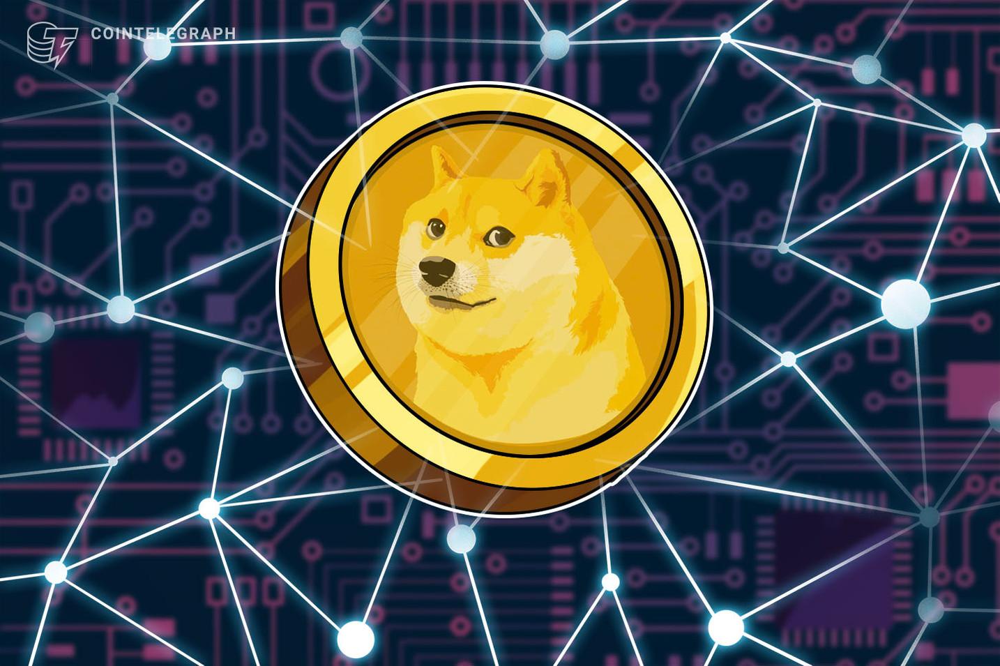 Ax paljastab Dogecoin-teemalise kehasprei piiratud hulga