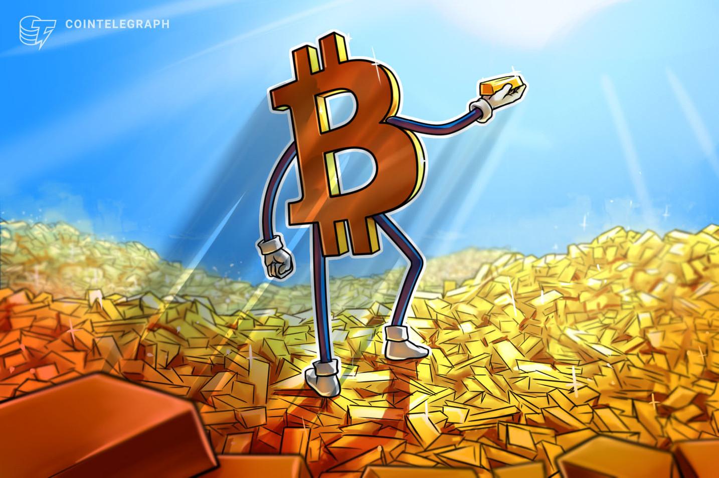 Milijarder Ray Dalio ima rad Bitcoin, vendar bi se vsakič odločil za zlato