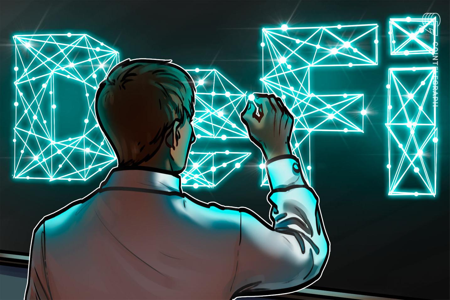 Goldman Sachi uus 'DeFi' ETF on kõike muud