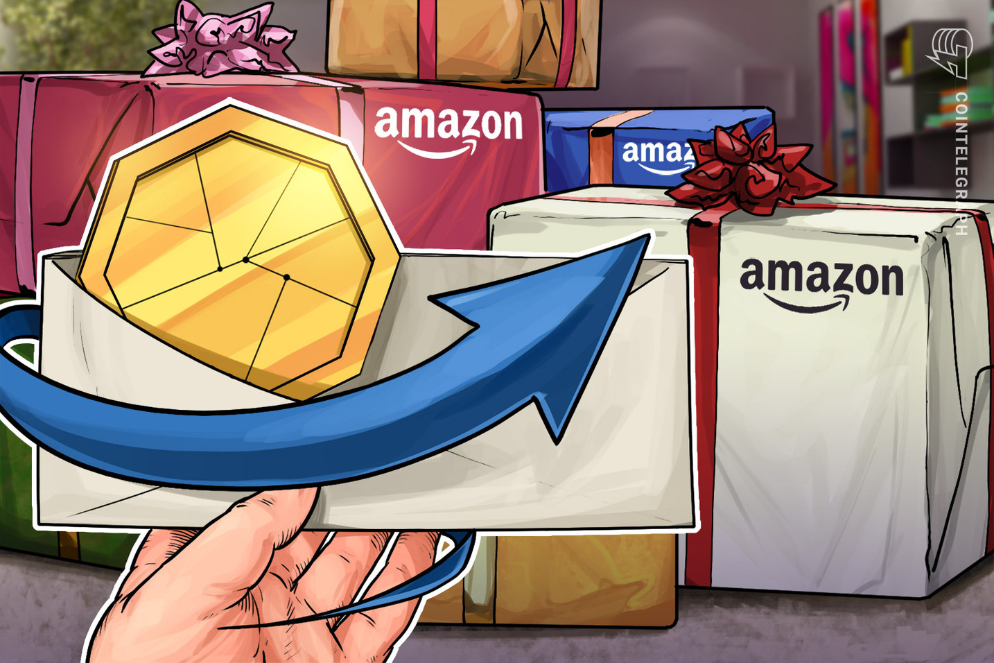 Amazon kërkon ekzekutues të ri për të mbikëqyrur strategjinë e monedhës dixhitale
