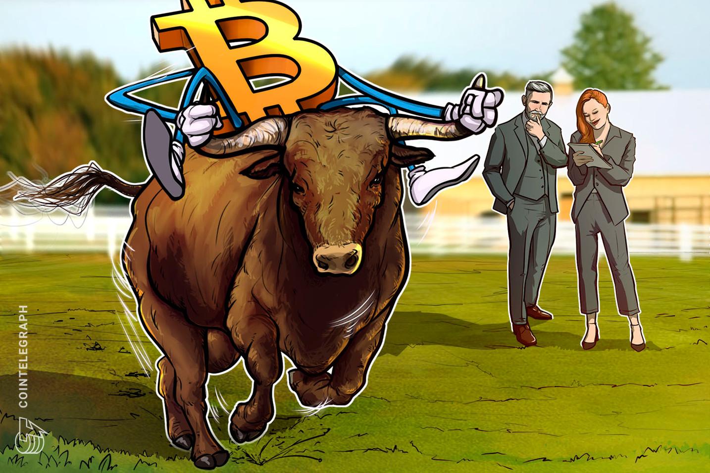 Perspectiva semanal do preço do Bitcoin: Bulls BTC aguardam quebra acima da MME de 50 dias