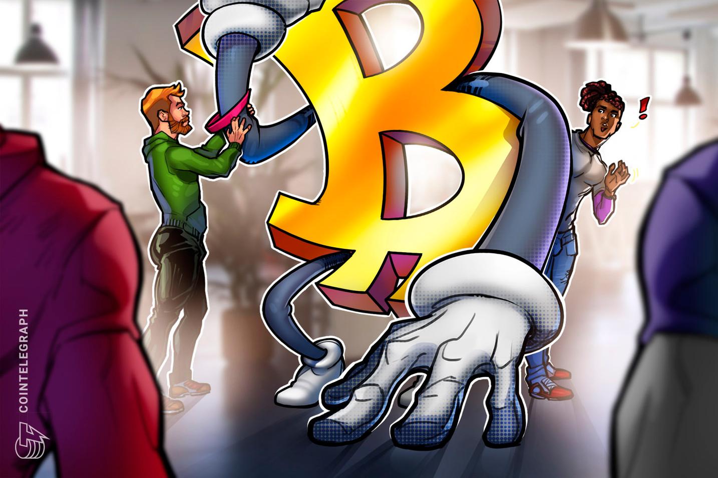 Η συσσώρευση Bitcoin επιταχύνεται μεταξύ των «φαλαινών» και των «ψαριών» με το ράλι του BTC να ανέρχεται στα $ 40