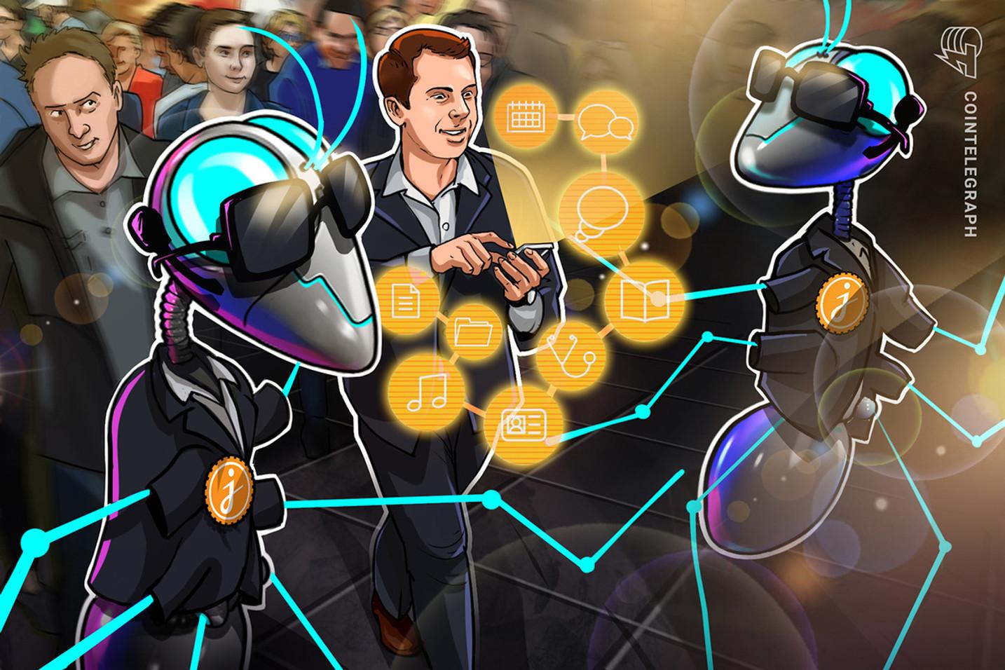 អ៊ីអូធីដើម្បីបញ្ចេញទិន្នន័យឯកជនកាន់តែច្រើនប៉ុន្តែ blockchain អាចជួយគ្រប់គ្រងវិញបាន