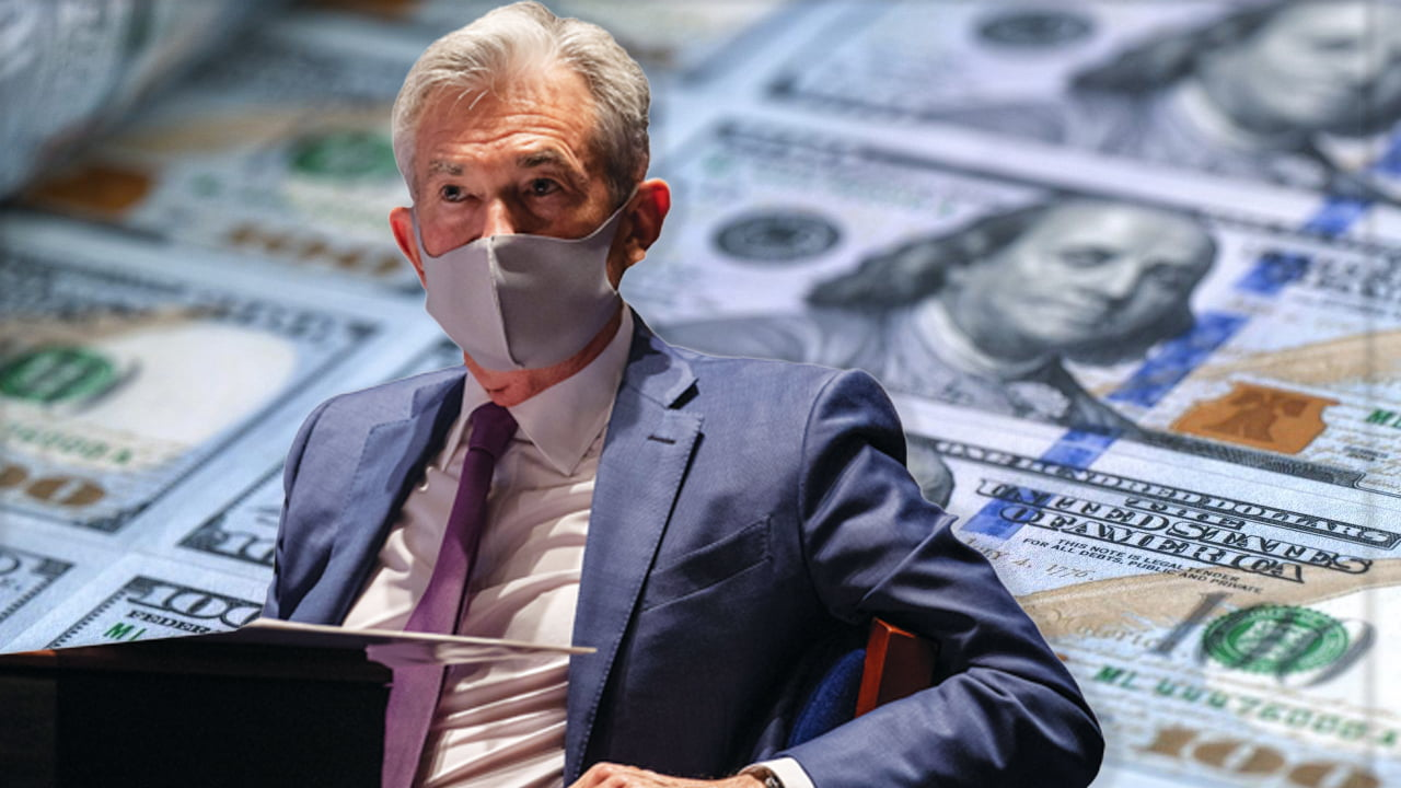 Šaltiniai, turintys ryšių su Vašingtonu, sako, kad Joe Bidenas pervadins Fed pirmininką Jerome'ą Powellą