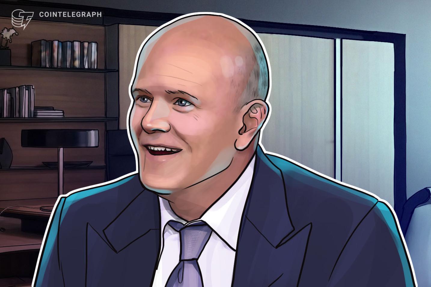Mike Novogratz optužuje američke dužnosnike zbog lošeg razumijevanja kripto industrije