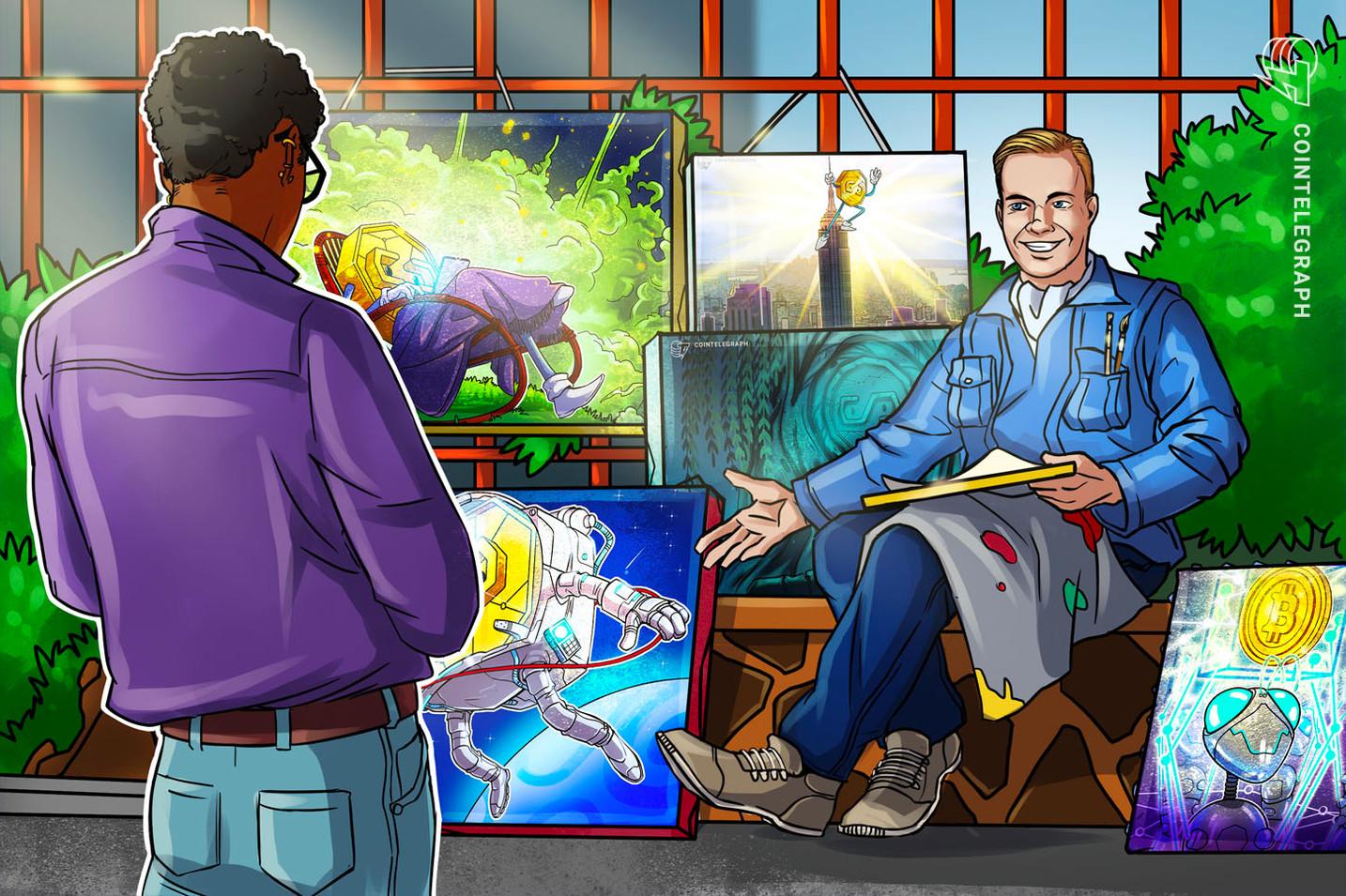 Crypto unicorn Amber Group lança estúdio criador NFT com TR Lab