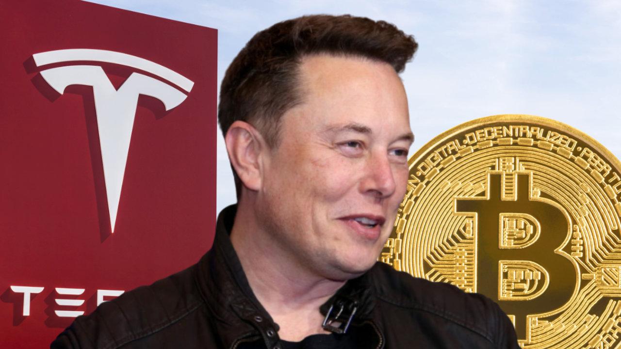 Илон Мъск подсказва, че Tesla притежава около 42 XNUMX биткойна