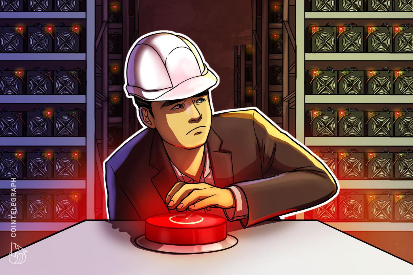 Kinija uždaro kriptografinę kasybą Anhui provincijoje