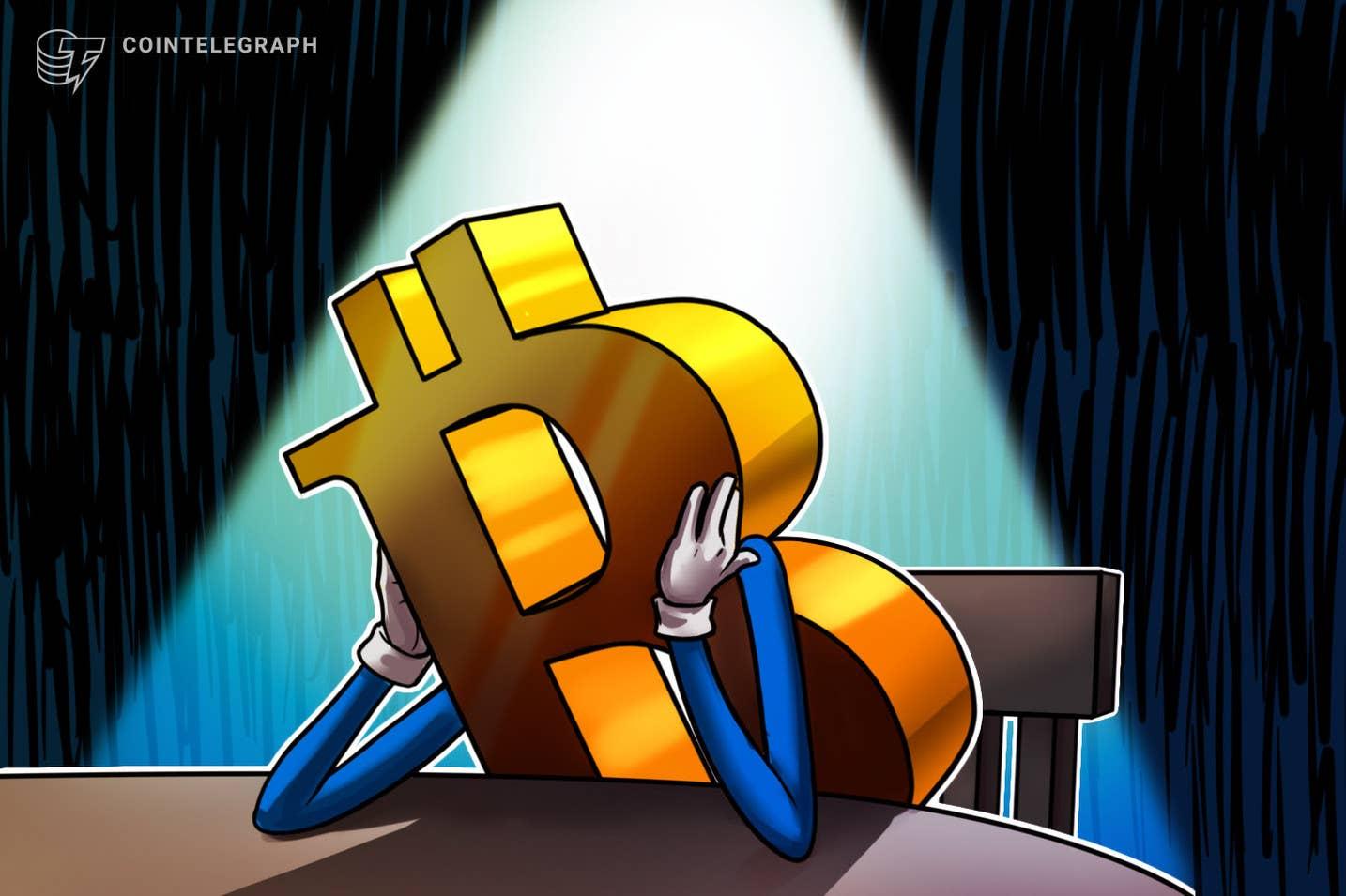 Os dados não mostram o Bitcoin como uma proteção contra a inflação no momento, de acordo com Chainalysis