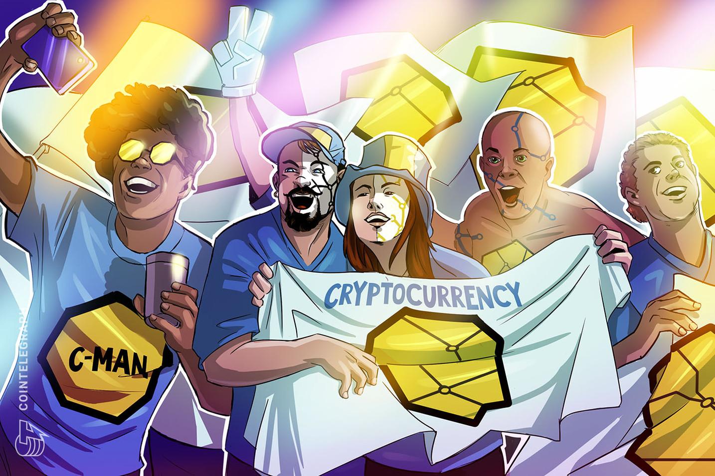 Kriptovaliuta ir vartotojo sukurto prekės ženklo populiarumas
