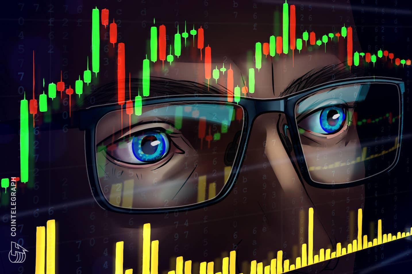 """Pagrindiniai """"Bitcoin"""" parinkčių """"baimės"""" rodikliai atspindi prekybininkų reguliavimo problemas"""