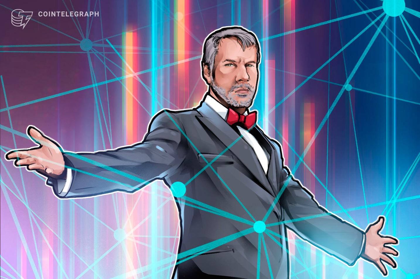 Er is geen reden om Bitcoin niet 100 jaar vast te houden, zegt Michael Saylor