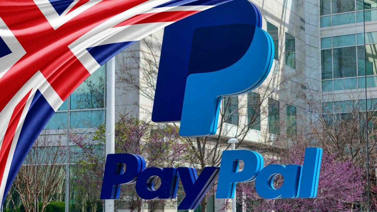 Paypal kończy wdrażanie oferty Crypto w Wielkiej Brytanii: pierwsza międzynarodowa ekspansja poza USA