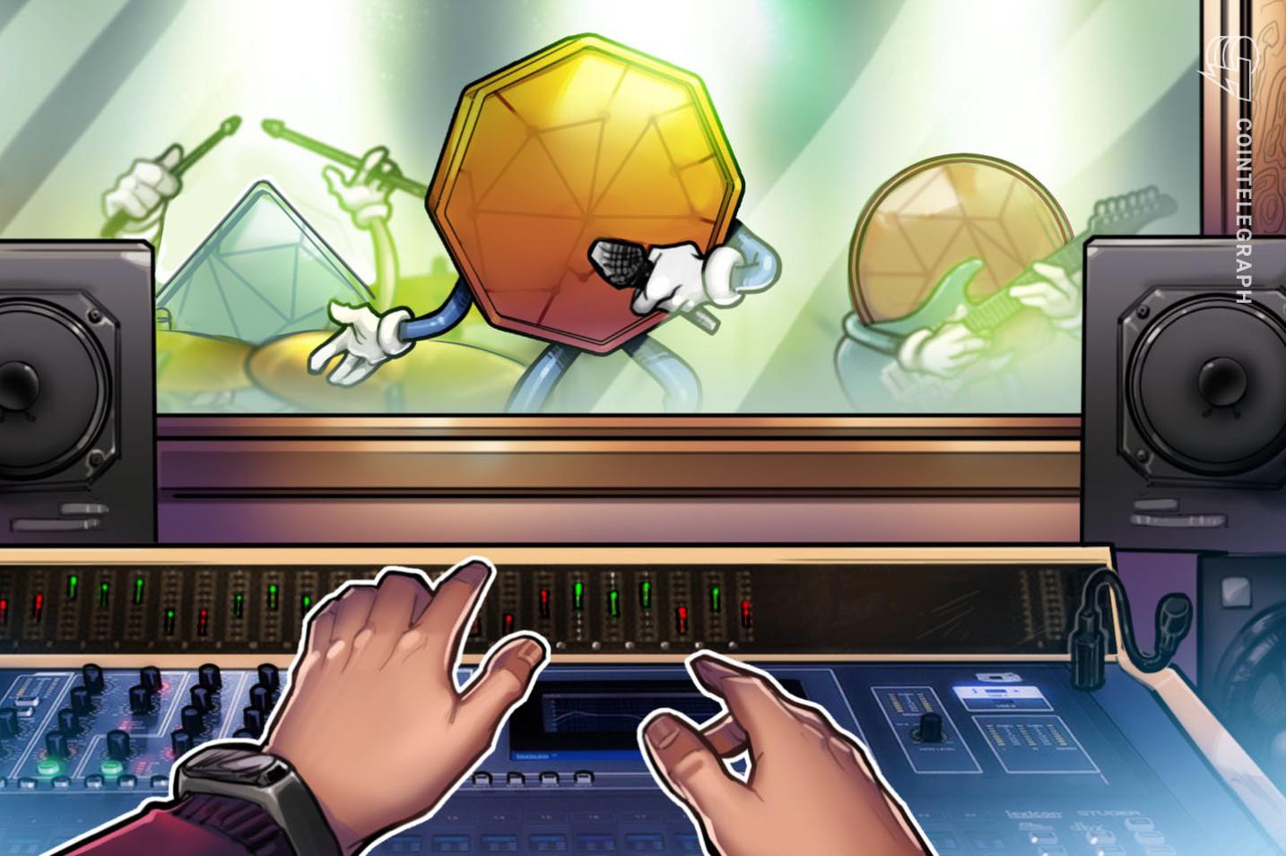 Posledný prípad použitia kryptomeny: Hudobná produkcia?