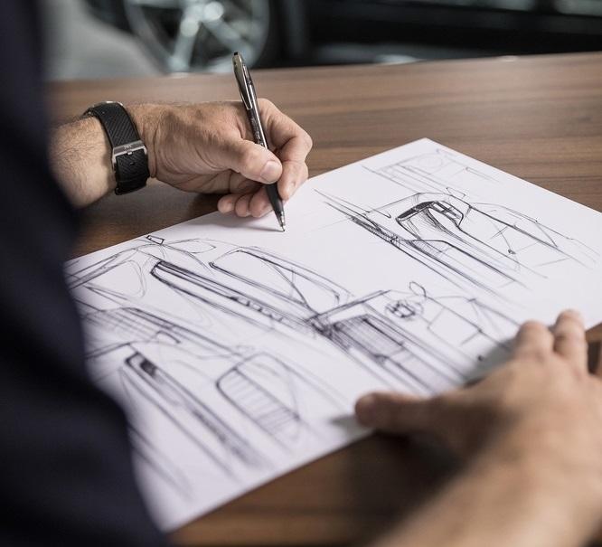 Porsche će prodati ekskluzivnu skicu dizajna kao žeton koji se ne može opipati