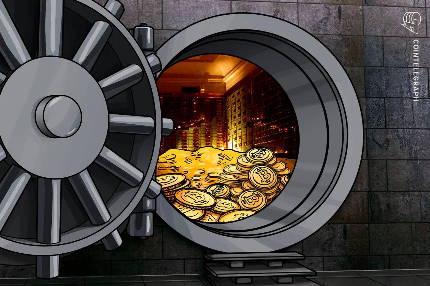 Биткойнът се простира под $ 43K, тъй като скривалището на BTC на Binance нараства до нивата на срив през май