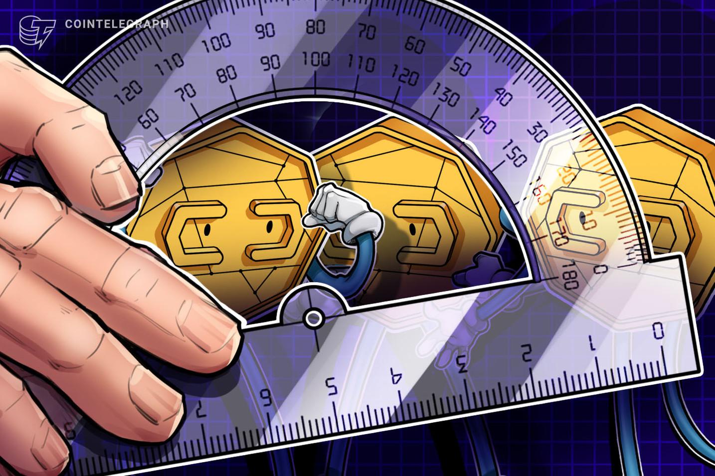 """""""Bitcoin"""" buliai kovoja dėl 40,000 XNUMX USD, o mažos kepurės altkoinai kyla aukščiau"""