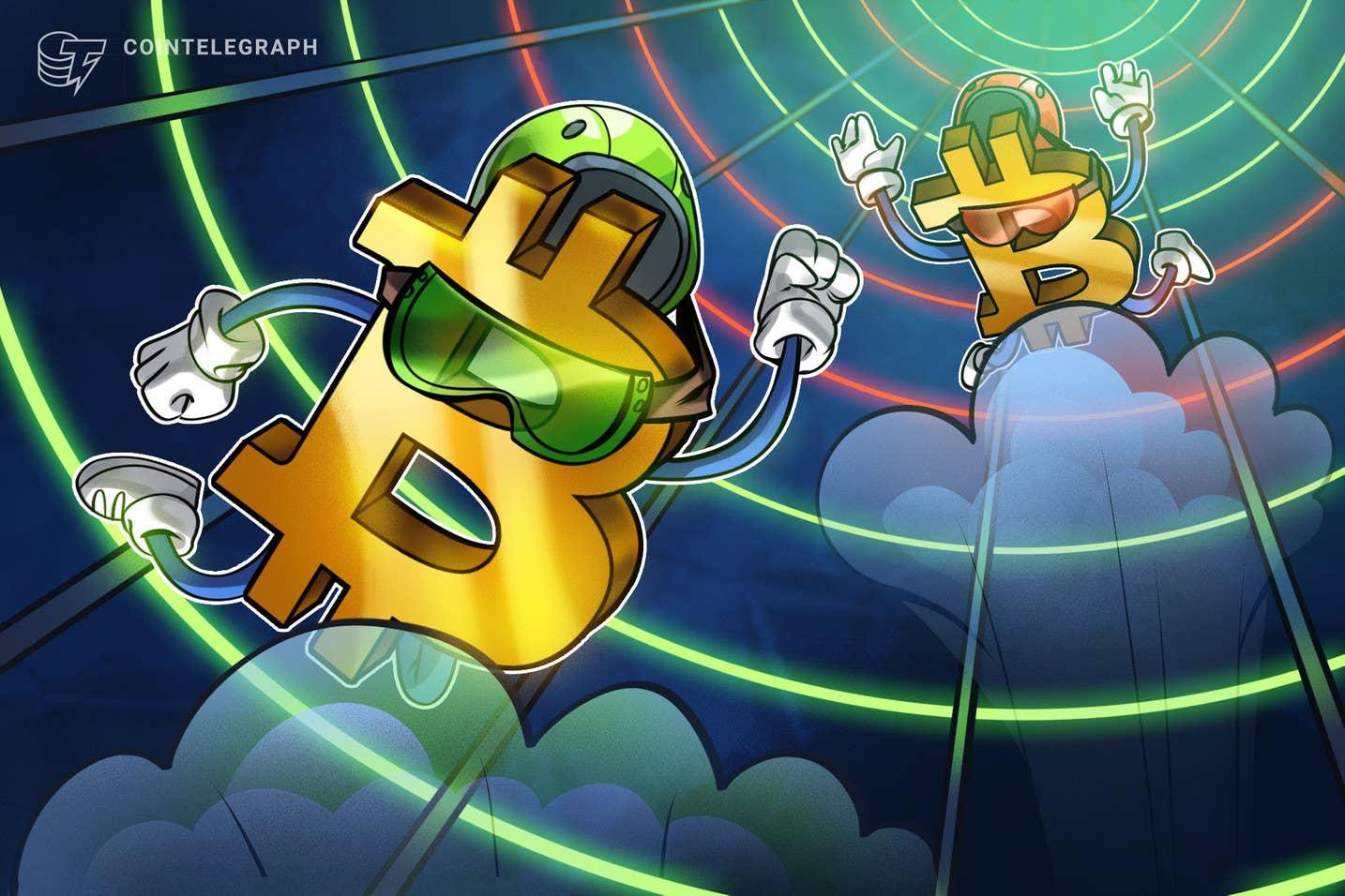 Dane sugerują, że hodlerzy Bitcoin wkrótce rozpoczną bieg do nowych maksimów cen BTC