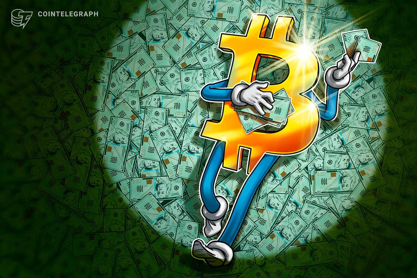 Oto dlaczego Bitcoin może być bezpieczny przed globalnym kryzysem giełdowym
