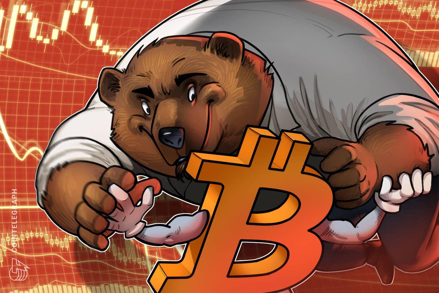 Os ursos pretendem fixar o preço do Bitcoin abaixo de $ 46K levando ao vencimento das opções BTC de $ 3B na sexta-feira